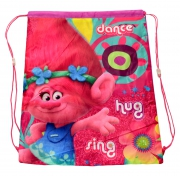 Trolls 'Poppy' School Trainer Bag