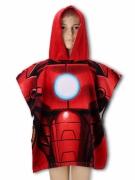 Marvel Hero 'Iron Man' Poncho Towel