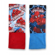 Spiderman 'Snood' Red, Blue Assorted Multi Purpose Scarf