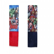 Avengers 'Snood' Red, Blue Assorted Multi Purpose Scarf