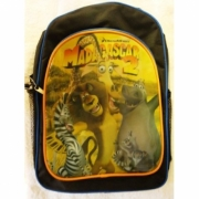 Madagascar School Bag Rucksack Backpack