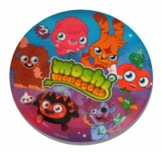 Moshi Monsters 'Party Theme' Plate