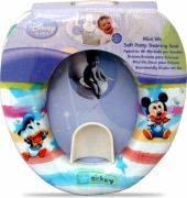 Disney Mickey Mouse Soft Potty Training Bath