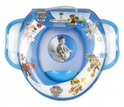 Paw Patrol with Handles Soft Potty Training Bath