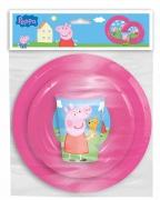 Peppa Pig '3 Piece Meal Set' Dinner Set