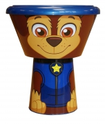 Paw Patrol 'Chase' Boys Stacking 3 Piece Meal Set Dinner