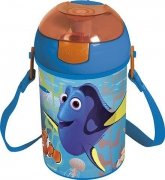 Disney Finding Dory Pop Up Canteen Water Bottle
