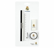 Real Madrid Fc Football Stationery Set Official