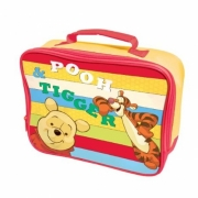 Disney Winnie The Pooh Tigger and School Rectangle Lunch Bag