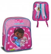 Disney Doc Mcstuffins Medium 'Nursery' School Bag Rucksack Backpack