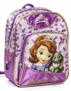 Disney Sofia The First Medium Nursery School Bag Rucksack Backpack