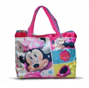 Disney Minnie Mouse 'Satin' Tote Bag Shopping Shopper