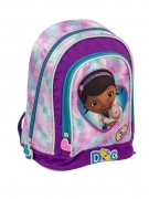 Disney Doc Mcstuffins 'Pre-school' School Bag Rucksack Backpack