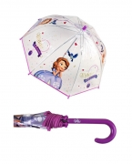 Disney Sofia The First 'Bubble' School Rain Brolly Umbrella