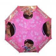 Disney Doc Mcstuffins Bubble School Rain Brolly Umbrella