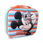Disney Mickey Selfie Eva 3d Lunch Box Bag