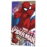 Spiderman 'Ultimate Strike' Boys Printed Beach Towel
