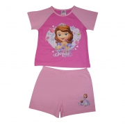 Disney Sofia The First 'Short' 18-24 Months Pyjama Set