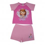 Disney Sofia The First 'Short' 2-3 Years Pyjama Set
