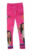 Soy Luna Pink 12 Years Leggings