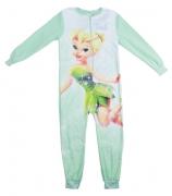 Disney Tinkerbell Fairies 'Tink' Girls 2-8 Years Jumpsuit