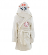 The Secret Life of Pets 'Gidget' Girls 2-9 Years Dressing Gown