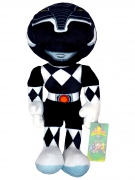 Power Rangers Mighty Morphin 'Black Ranger' 33cm Plush Soft Toy