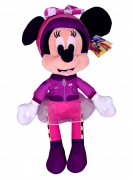 Disney Mickey and The Roadster Racers 'Minnie Mouse' 12 inch Plush Soft Toy