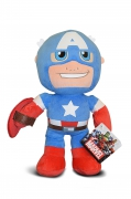 Marvel Superheroes 'Captain America' 12 inch Plush Soft Toy