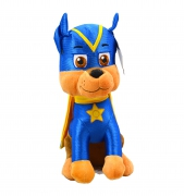 Paw Patrol Superheroes 'Chase' 27cm Sitting Plush Soft Toy