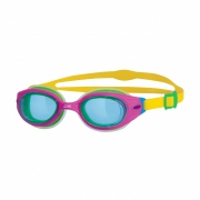Little Sonic Air 'Purple' Swimming Goggles 0-6 Years Pool