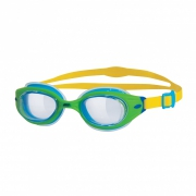 Little Sonic Air 'Green' Swimming Goggles 0-6 Years Pool