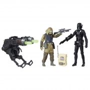Disney Star Wars Rogue One 'Rebel Commando Pao & Darth Trooper' Action Figure Toy
