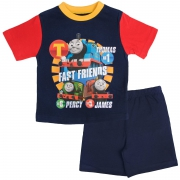 Thomas 'Fast Friends' Boys Short Pyjama Set 2-3 Years