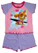 Paw Patrol 'Pawfect Skye' Girls Short Pyjama Set 2-3 Years