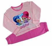 Shimmer & Shine Girls 12 Months - 4 Years 'Snuggle Fit' Pyjama Set