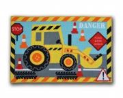 Designer Mat 'Roadworks' Kids Rug