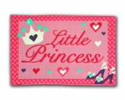 Designer Mat 'Little Princess' Kids Rug