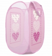 'Hearts' Kids Pop Up Room Tidy