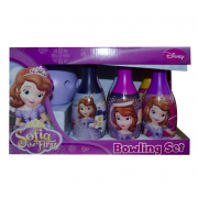 Disney Sofia The First '7 Piece' Bowling Set Toy