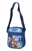 Paw Patrol 'Top Pups' Blue School Shoulder Bag