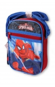 Spiderman 'Blue' School Shoulder Bag