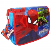 Marvel Ultimate Spiderman Kids School Despatch Bag