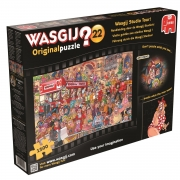 Wasgij Original 22 Studio Tour 1500 Piece Jigsaw Puzzle Game