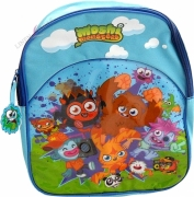 Moshi Monsters Blue Junior School Bag Rucksack Backpack