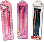 Disney Hair Extensions 'Disney Princess, Minnie Mouse, Hello Kitty' Assorted Accessory Set Girls Ac