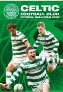 Celtic Fc Club 2012 Wall Football Official Calendar