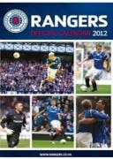 Rangers 2012 Wall Fc Football Official Calendar