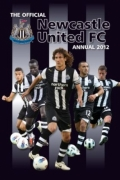 Newcastle United Annual 2012 Fc Football Official Book